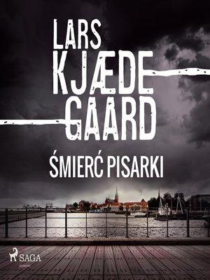 cover image of Śmierć pisarki