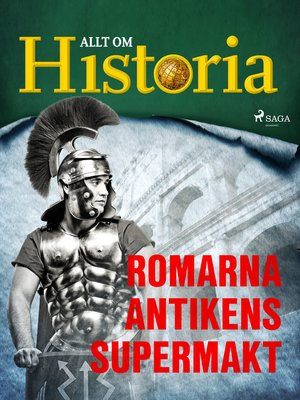 cover image of Romarna--Antikens supermakt