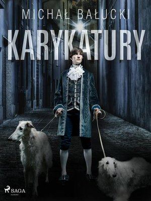 cover image of Karykatury
