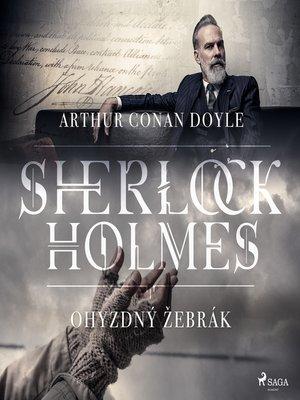 cover image of Ohyzdný žebrák