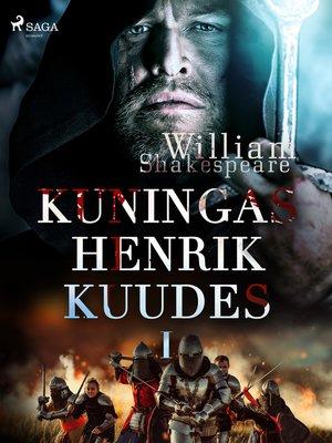cover image of Kuningas Henrik Kuudes I