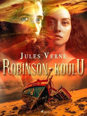 cover image of Robinson-koulu