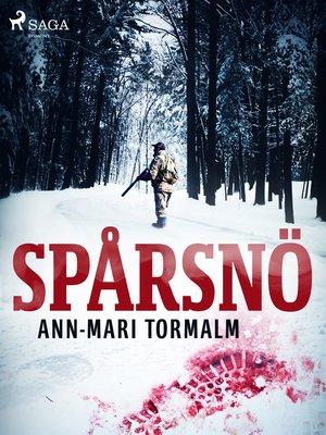 cover image of Spårsnö
