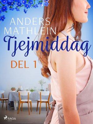 cover image of Tjejmiddag del 1