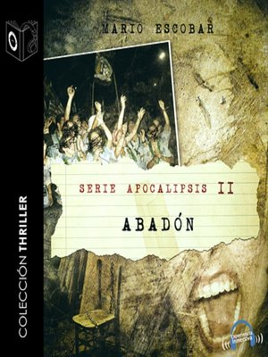 cover image of Apocalipsis II--Abadón