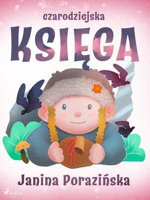 cover image of Czarodziejska księga