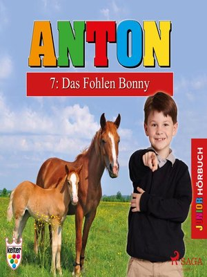 cover image of Anton, 7