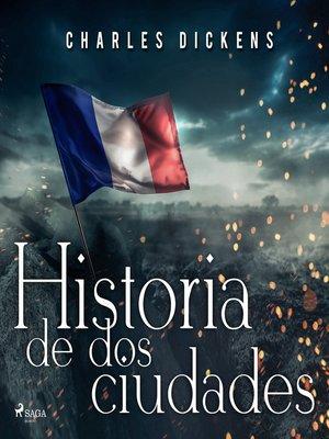 cover image of Historia de dos ciudades--Dramatizado