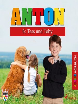 cover image of Anton, 6