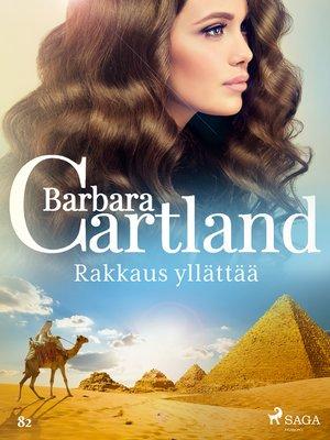 cover image of Rakkaus yllättää