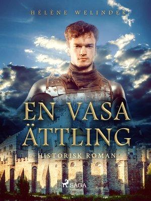 cover image of En Vasaättling