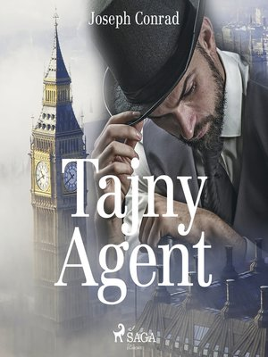 cover image of Tajny Agent