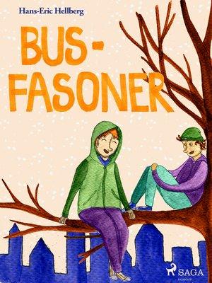 cover image of Busfasoner