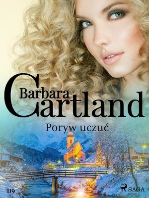 cover image of Poryw uczuć--Ponadczasowe historie miłosne Barbary Cartland