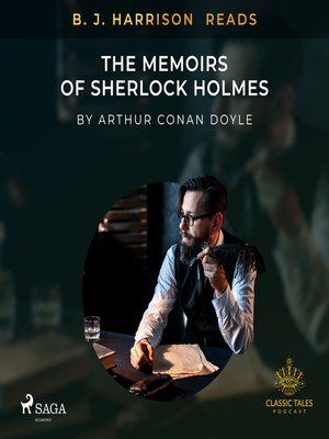 cover image of B. J. Harrison Reads the Memoirs of Sherlock Holmes