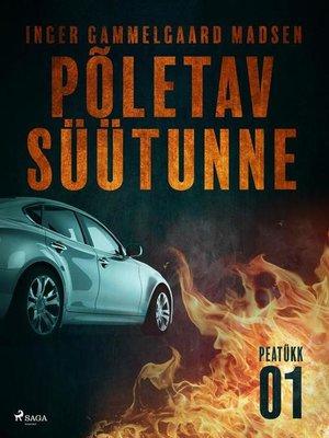 cover image of Põletav süütunne – 1. peatükk