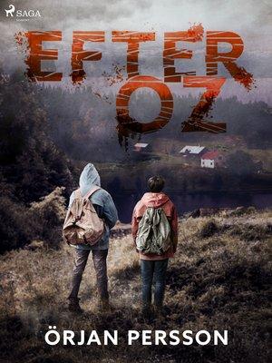 cover image of Efter Oz