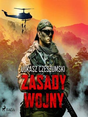 cover image of Zasady wojny