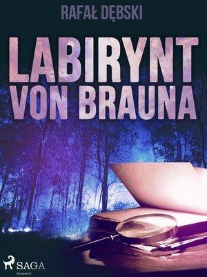 cover image of Labirynt von Brauna