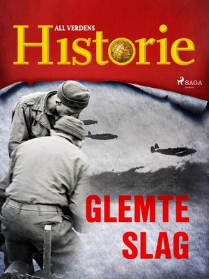 cover image of Glemte slag