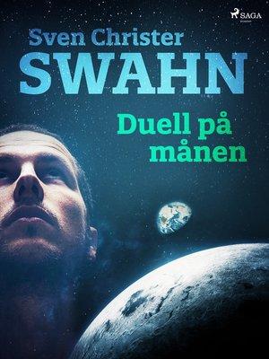 cover image of Duell på månen