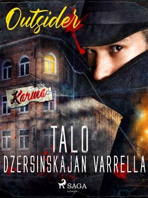 cover image of Talo Dzersinskajan varrella