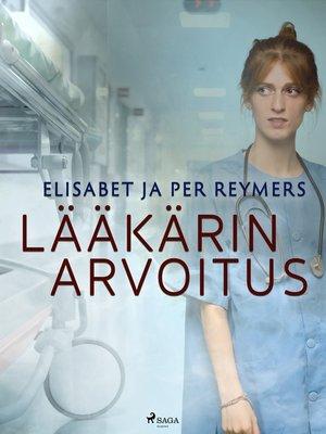 cover image of Lääkärin arvoitus