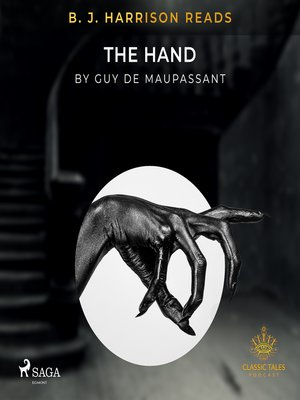 cover image of B. J. Harrison Reads the Hand