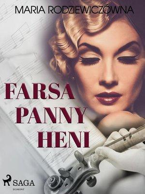 cover image of Farsa Panny Heni