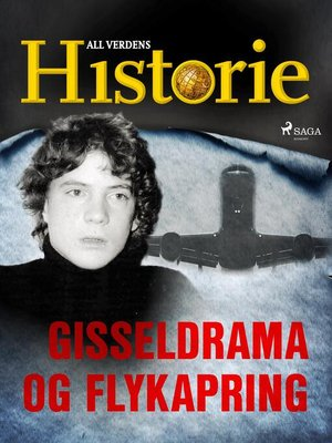 cover image of Gisseldrama og flykapring
