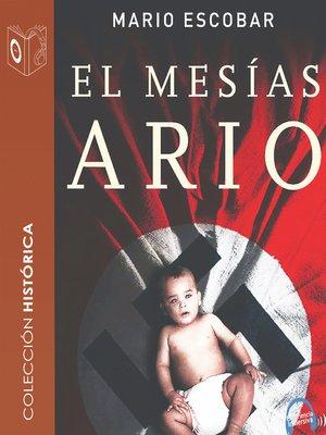 cover image of El Mesías ario