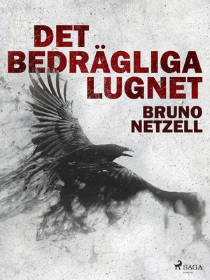 cover image of Det bedrägliga lugnet