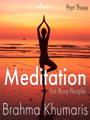 cover image of Meditation For Busy People – Part Three