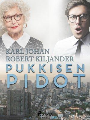 cover image of Pukkisen pidot