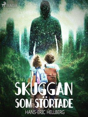 cover image of Skuggan som störtade