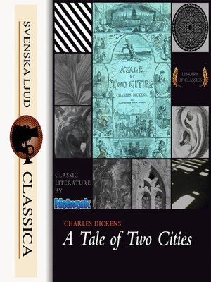 cover image of A Tale of Two Cities