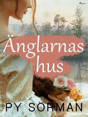 cover image of Änglarnas hus