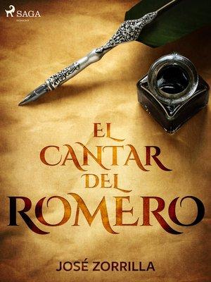 cover image of El cantar del romero