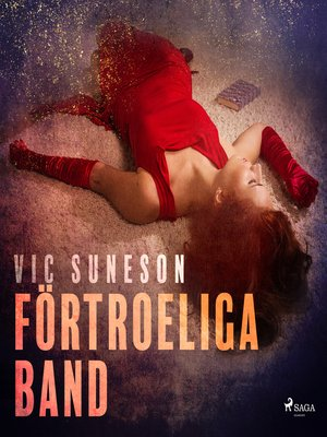 cover image of Förtroeliga band