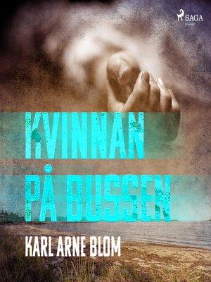 cover image of Kvinnan på bussen