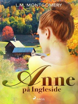 cover image of Anne på Ingleside