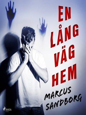 cover image of En lång väg hem