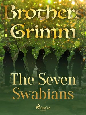 cover image of The Seven Swabians