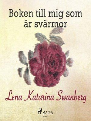cover image of Boken till mig som är svärmor