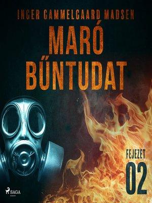 cover image of Maró bűntudat – 2. fejezet
