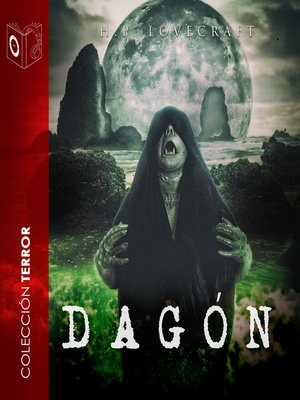 cover image of Dagon--Dramatizado