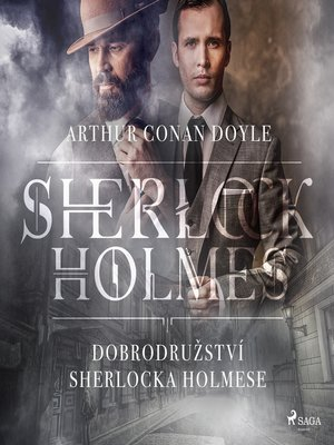 cover image of Dobrodružství Sherlocka Holmese