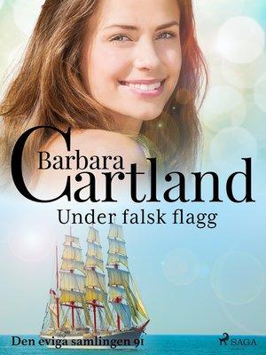 cover image of Under falsk flagg
