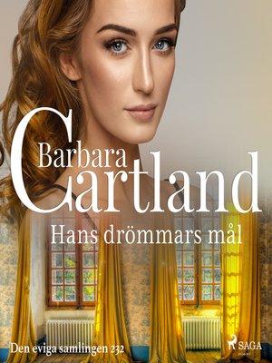cover image of Hans drömmars mål