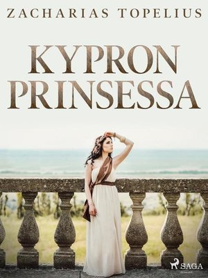 cover image of Kypron prinsessa